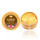 KOELF Gold & Royal Jelly Eye Patch 60шт