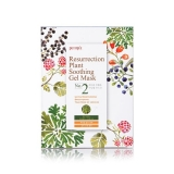 PETITFEE Resurrection Plant Soothing Gel Mask 30g - 1шт