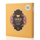 KOELF Gold & Royal Jelly Mask 30g - 5 шт