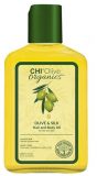 CHI Olive Organics Olive & Silk Hair and Body Oil