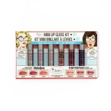 theBalm Mini Lip Gloss Kit Vol. 1 - 7.2 мл