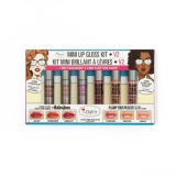 theBalm Mini Lip Gloss Kit Vol. 2 - 7.2 мл