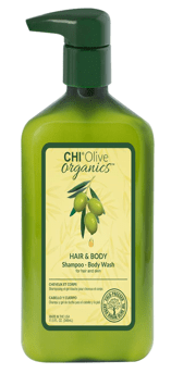 CHI Olive Organics Hair and Body Shampoo