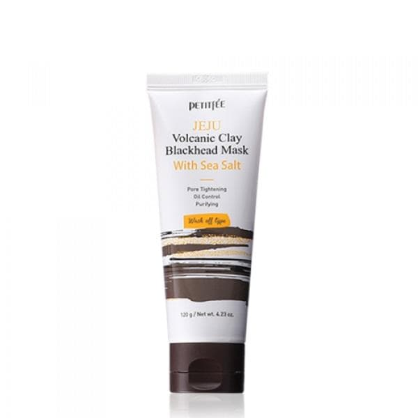 Petitfee Jeju Volcanic Clay Blackhead Mask With Sea Salt 120 г