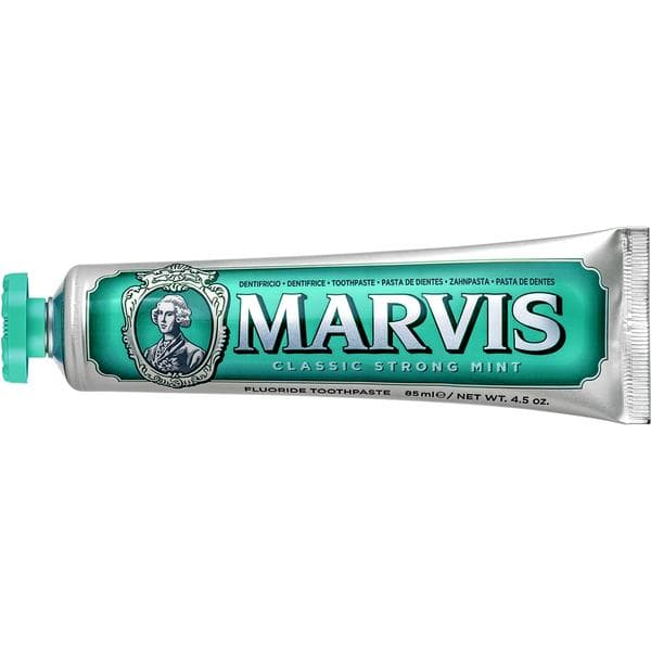 Marvis Classic Strong Mint + Xylitol 85 мл