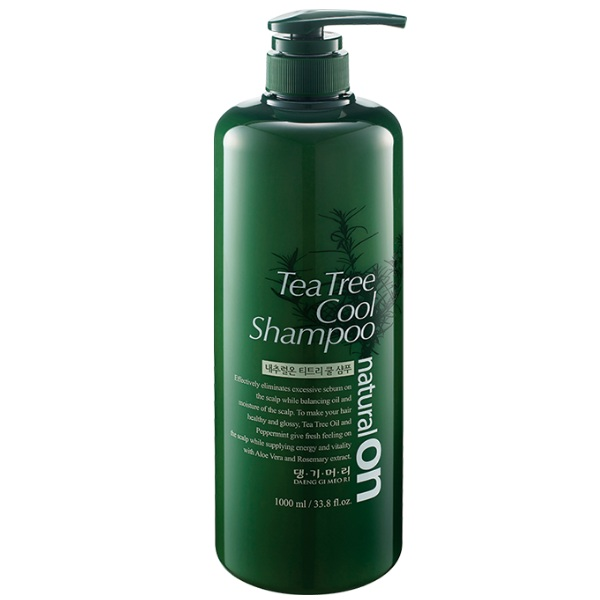 DAENG GI MEO RI NATURALON TEA TREE COOL SHAMPOO 280 мл