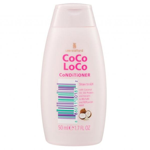 ee Stafford Coco Loco Mini-Conditioner Straw to Silk