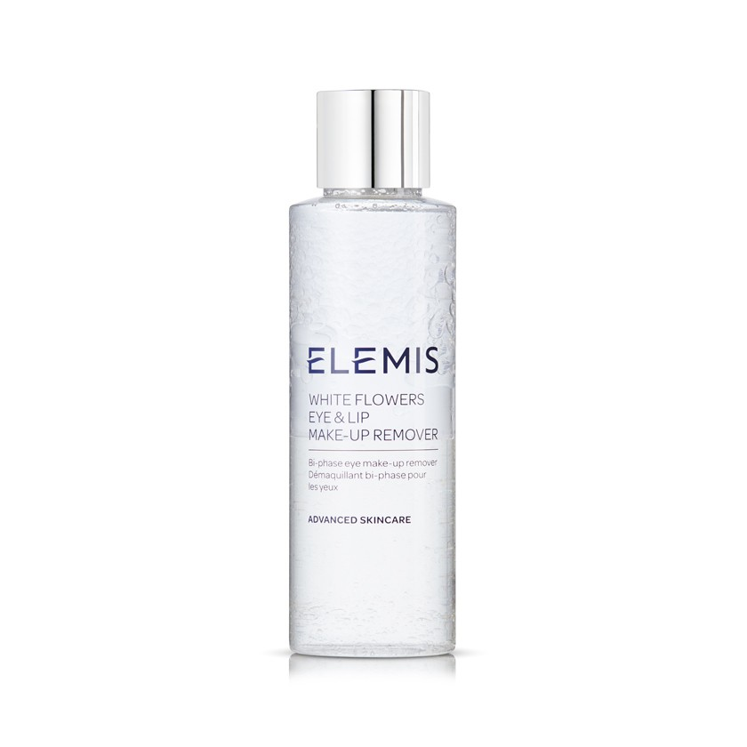 ELEMIS WHITE FLOWERS EYE & LIP MAKE UP REMOVER