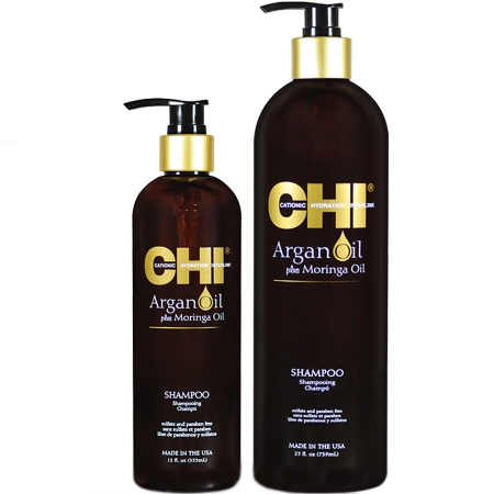 CHI Argan Oil Shampoo 355 мл