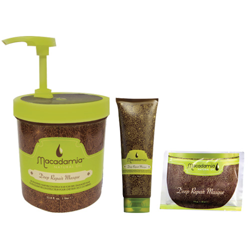 Macadamia Deep repair masque 30 мл