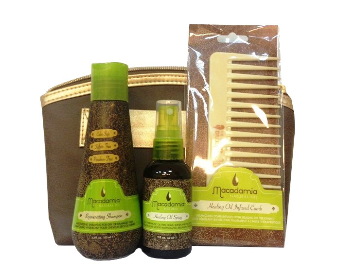 Macadamia Summer Travel kit