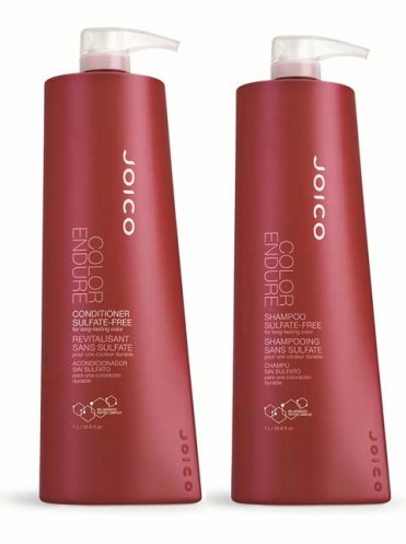 JOICO COLOR ENDURE DUO (shampoo 500ml+ conditioner 500ml)