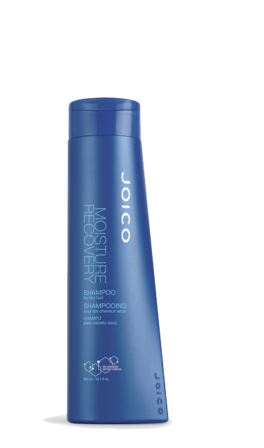 JOICO Moisture recovery shampoo for dry hair 300 мл