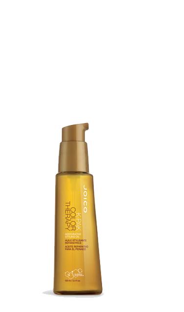 JOICO K-pak color therapy restorative styling oil 21,5 мл