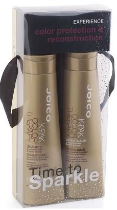 JOICO K-pak color therapy gift set duo (shampoo 300ml+conditioner 300ml)
