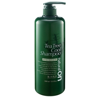 DAENG GI MEO RI NATURALON TEA TREE COOL SHAMPOO 1000 мл