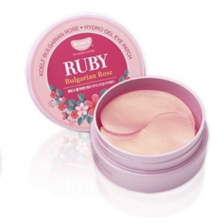 KOELF Ruby & Bulgarian Rose Eye Patch 60шт