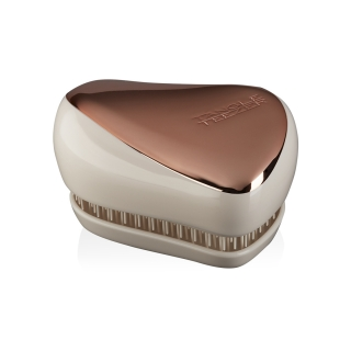 Tangle Teezer Compact Styler Rose Gold/Ivory