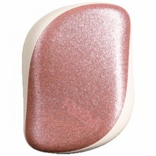Tangle Teezer Compact Styler Glitter Rose Gold