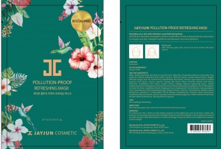 Jayjun Pollution-Proof Refreshing Mask