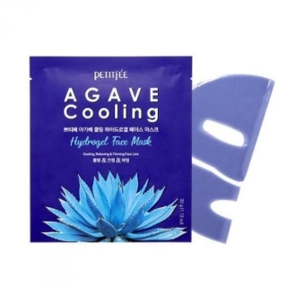 Petitfee Agave Cooling Hydrogel Face Mask 1x32 г