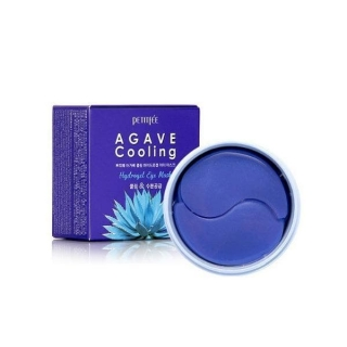 PETITFEE Agave Cooling Hydrogel Eye Mask 60 шт