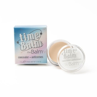 theBalm Timebalm® Concealer Full Coverage Concealer for Dark Circles & Spots - L