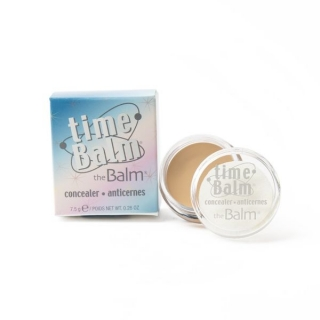 theBalm Timebalm® Concealer Full Coverage Concealer for Dark Circles & Spots - M