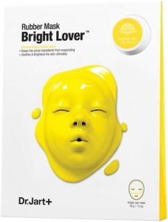 Dermask Rubber Mask Bright Lover
