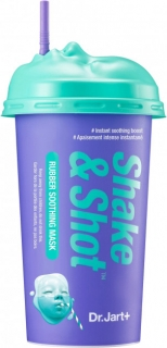 Shake & Shot Rubber Soothing Mask