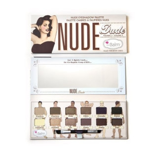 theBalm NUDE DUDE® Volume 2 9.6 г