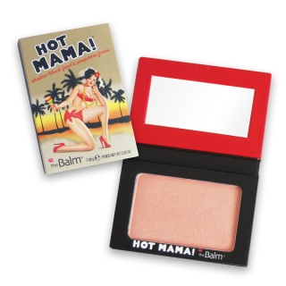 theBalm Hot Mama® Shadow/Blush Beautiful Peachy Pink 7.08 г