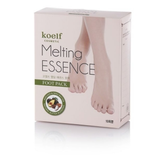 Koelf Melting Essence Foot Pack 16 г х 10 шт