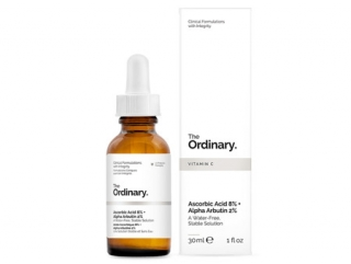 The Ordinary - Ascorbic Acid 8% + Alpha Arbutin 2%