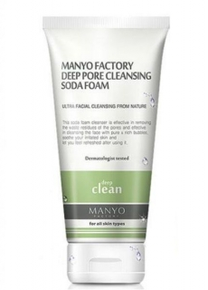 Manyo Deep Pore Cleansing Soda Foam