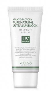 Manyo Pure Natural Ultra Sunblock SPF50+ PA+++