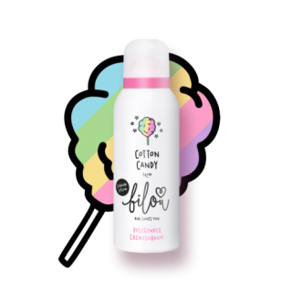 Bilou CREAM FOAM Cotton Candy
