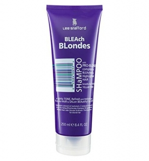 Lee Stafford Bleach Blondes Toning Conditioner 250 мл