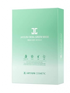 Jayjun Okra Green Mask