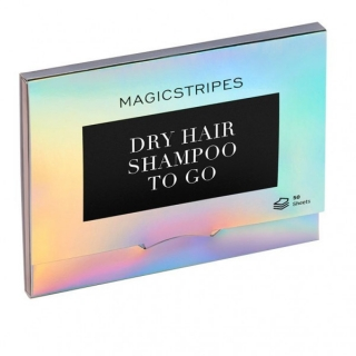 Magicstripes Dry Hair Shampoo To Go 50 шт