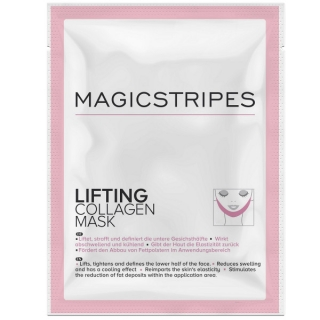 Magicstripes Lifting Collagen Mask Sachet 1 шт