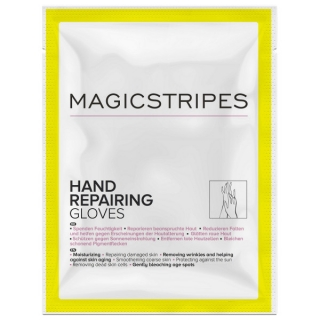 Magicstripes Hand Repairing Gloves Single Sachet 1 шт
