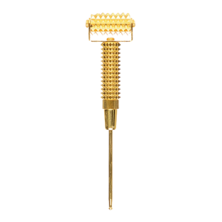 Skin Gym Goldie Derma Metal Roller