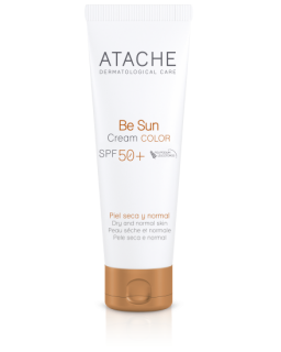 Atache Be sun cream color oil free