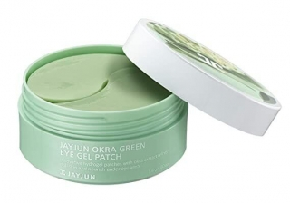 Jayjun Okra Green Tea Eye Gel Patch (60шт.)