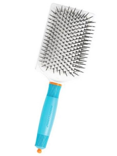 MoroccanOil Ceramic Ionic Paddle Hair Brush XLPRO