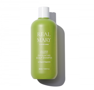 Rated Green Real Mary Exfoliating Scalp Shampoo 400 мл