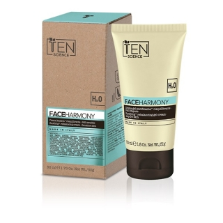 TEN Face Harmony Purifying Rebalancing Gel-Cream For Impure Skin 50 мл