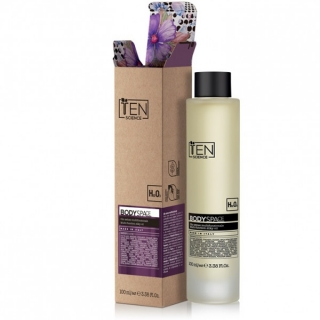 TEN Body Space Gold Edition Multi Function Silky Oil 100 мл