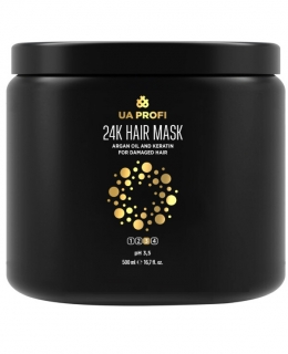 UA Profi 24K Hair Mask